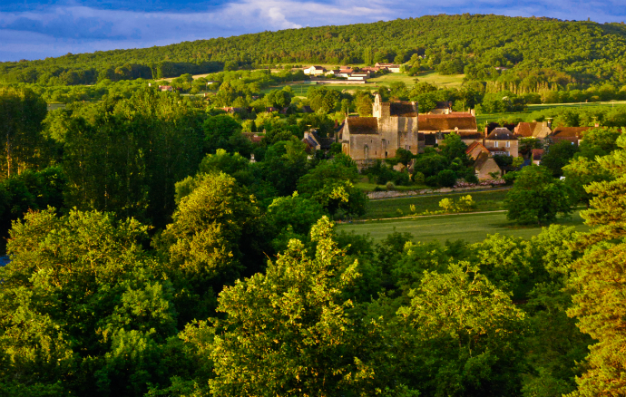 Alastair travels back in time through the medieval châteaux and forgotten farmhouses of France