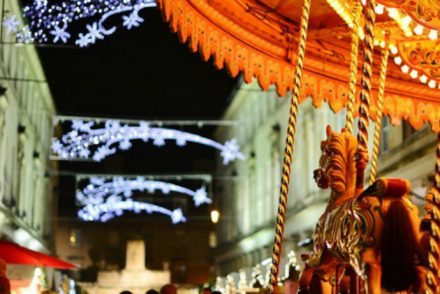 Britain's best Christmas markets