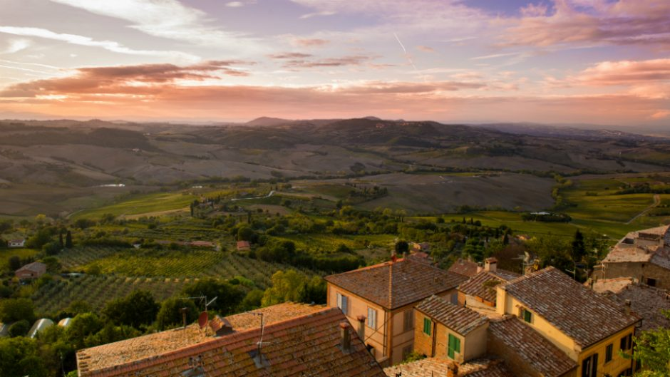 Tuscan B&B: an owners' story