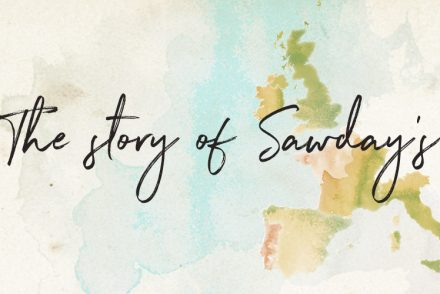 Alastair Sawday's founding story