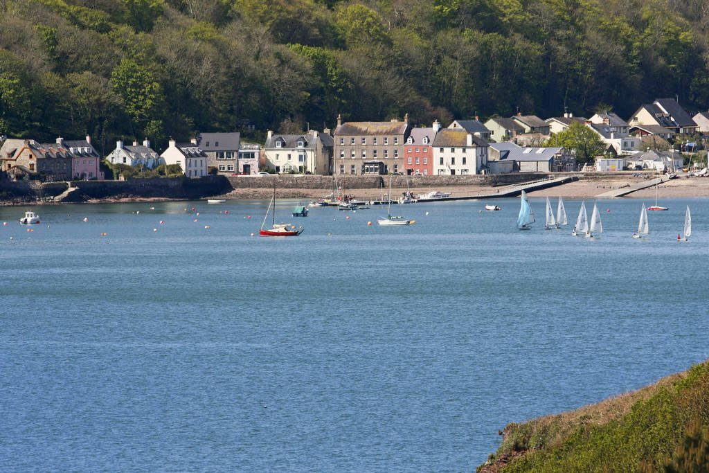 The Griffin Inn - Pembrokeshire - Seafood pubs