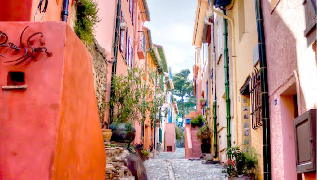 Coast and culture meet - Collioure